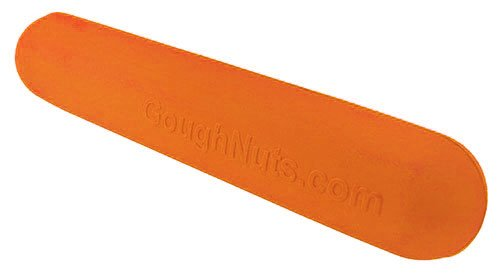 Goughnuts – Small 6 1/2 inch x 1 3/8 inch – 10lbs and under – Stick Orange