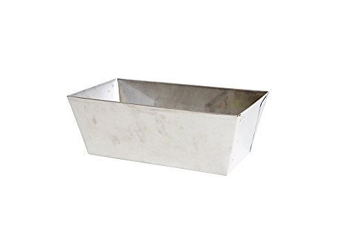 Loaf Pan Large 9x5 Stainless Steel Usa Made