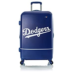 LA Dodgers Baseball Expandable Spinner Luggage Collection