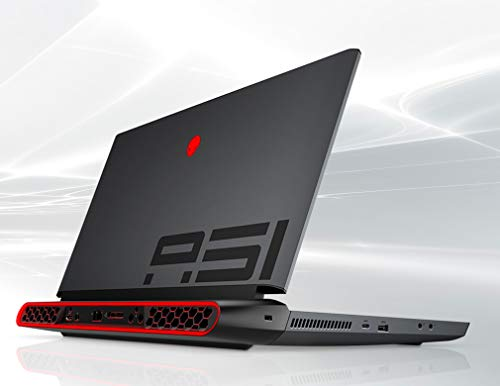 """Area 51M Gaming Laptop Welcome to A New ERA with 9TH GEN Intel CORE I9-9900K NVIDIA GEFORCE RTX 2080 8GB GDDR6 17.3"""" FHD 144HZ AG IPS NVIDIA G-SYNC TOBII EYETRACKING (2TB RAID