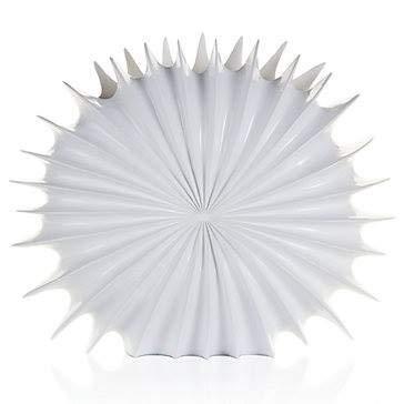 Amazon.com: JGT Urchin - Jarrón moderno de cerámica con ...