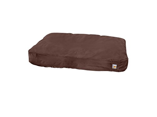Carhartt Gear 100550M Medium Duck Dog Bed - Medium - Dark Brown