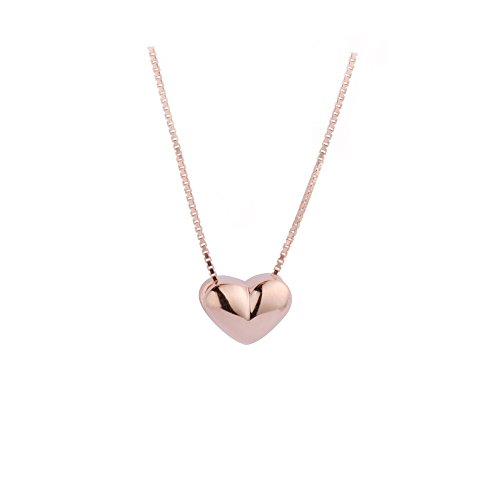 S.Lea (Gold Necklace Heart)