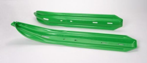 Motovan Ski Protectors - Green 008-9004GR