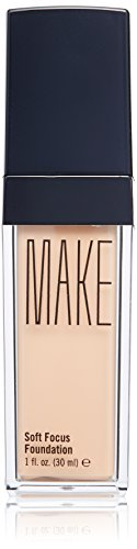MAKE Cosmetics Soft Focus Foundation, Cool No. 1, 1 oz.
