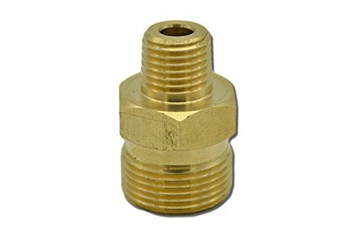 "Veloci Performance Products Inc 1/4""-M Twist Coupler Plug from Veloci Performance Products Inc"