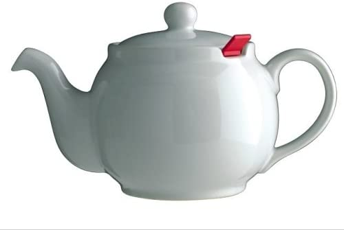 White London Teapot Company-Chatsford 6-Cup Teapot with One Red Filter