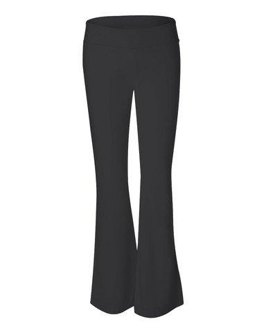 Bella - Ladies' Fitness Pants - 810 - Black - Large