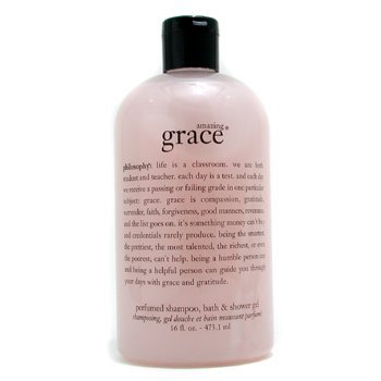 Philosophy Amazing Grace Perfumed Shampoo, Bath & Shower Gel - 473.1ml/16oz