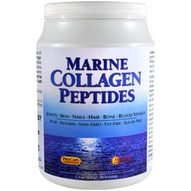 Marine Collagen Peptides 240 Servings by Andrew Lessman