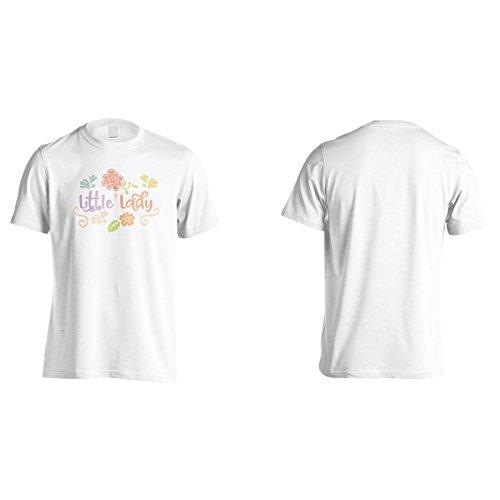 Kleine Dame Herren T-Shirt n223m