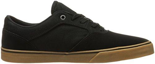 Men's The Black Shoe Emerica Herman G6 Gum Vulc Black Skateboarding 1g55qdFxw