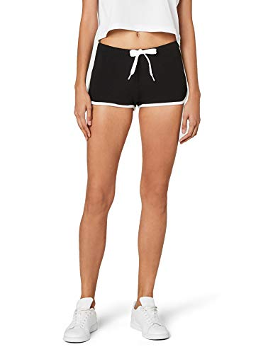 Urban Classics Damen Short Ladies French Terry Hotpants