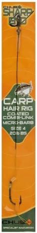 Chub Combi-Link Hair Rig Gr.8 Micro Barb Karpfenvorfach