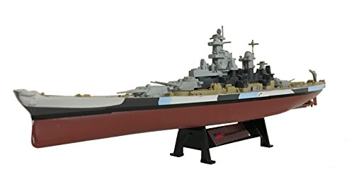 USS Missouri 1944 - 1:1000 Ship Model (Amercom ST-16) from USS Missouri 1944 - 1:1000 Ship Model