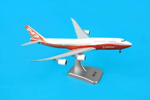400 Boeing House (Hogan Boeing House 747-8 1/400 Rollout Livery Flexed Wings)