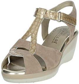 Pitillos 6032 Sandales pour femme Beige