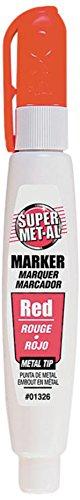 Super Met Al 1296 1326 Squeeze Action Paint Marker