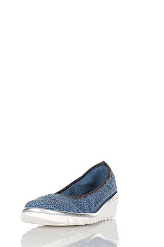 THE FLEXX Las bailarinas zapatos de cuña A206 / 22 de un drama MEL CELESTE Paradisíaco