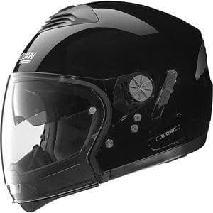 Nolan N43 Trilogy Modular N-Com Helmet - Medium/Black