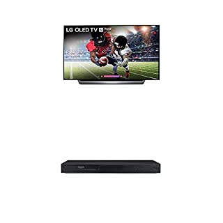 LG Electronics OLED65C8P 65-Inch 4K Ultra HD Smart OLED TV with UBK90 4K Ultra-HD Blu-ray Player with Dolby Vision (B07PD83Y1J) | Amazon price tracker / tracking, Amazon price history charts, Amazon price watches, Amazon price drop alerts