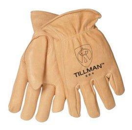 Unlined Grain Deerskin Glove - 4