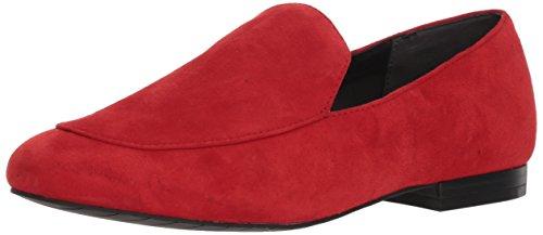 Mocasín York Westley de Kenneth rojo mujer Cole New Slip mediano Loafer para rrU0wpq