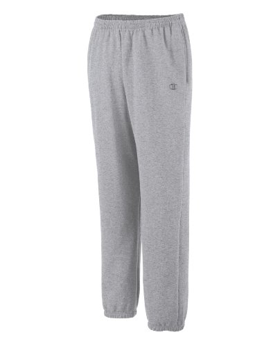 Champion Mens Elastic Hem Eco Fleece Sweatpant