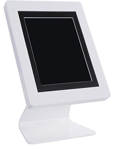 Displays2go iPad Counter Stand, POS Kiosk for 2-4 & iPad ...