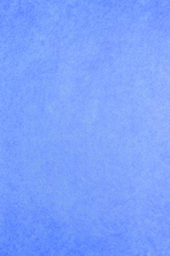 Clairefontaine 50 x 75 cm Folded Tissue Paper, 18 g, French Blue, Pack of 8 Sheets