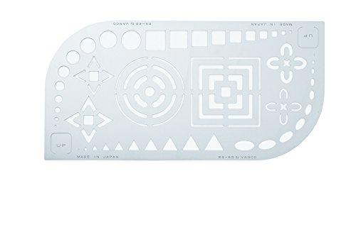 Banco shaped extinguishing plate ES-60 by Vanco