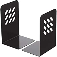 Marbig Bookends Pair Black