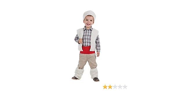 LLOPIS - Disfraz Bebe Pastor t-XS: Amazon.es: Juguetes y juegos