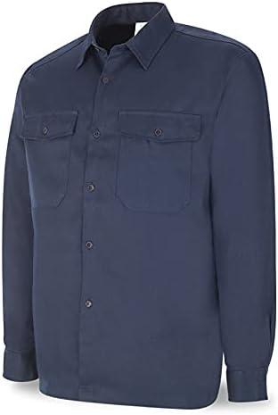 Marca 988-CAIA 4142 - Camisa Ignifuga Antiestatica Azul 4142 ...