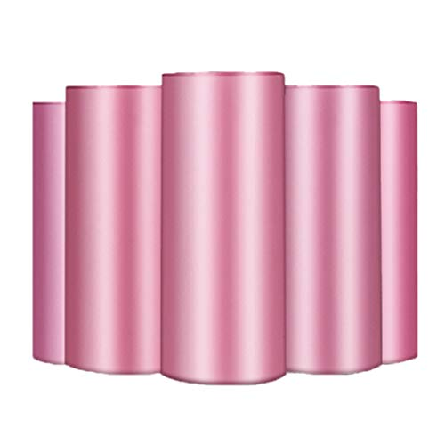 UMFunChristmas Gift 150pcs Thicken Disposable Garbage Trash Cans Wastebaskets Waste Bags (Pink) from 💕UMFun💕_Home & Garden