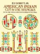 American Indian Cut And Use Stencils