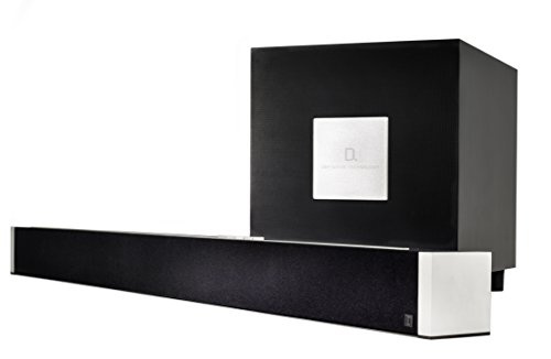 Definitive Technology W Studio Wireless Black Sound Bar & Subwoofer System by Definitive Technology