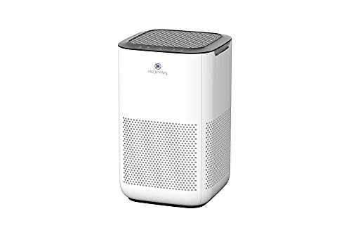 Medify MA-15 Air Purifier with H13 HEPA filter - a higher grade of HEPA | NEW MODEL JULY 2020 | '3-in-1' Filters | 99.9% removal in a Modern Design - White 1Pack