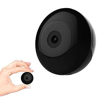 POTENCO C2 DV Version Camera Mini HD Night Vision Camera Remote Control Security Camera