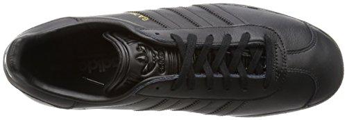 Scarpe Black Adulto Adidas Nero da Ginnastica Gazelle Basse Black Gold Unisex Core BB5482 Core Met gqvqEAwnU