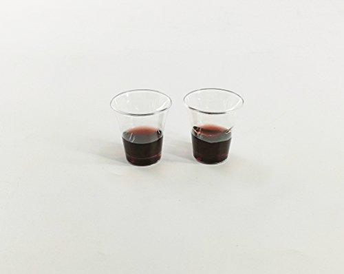 - FixtureDisplays Communion Cups - Box of 1000 - Disposable 16946-NPF