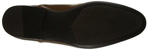 Kenneth Cole New York Menns Mix-ed Drikke Oxford Cognac