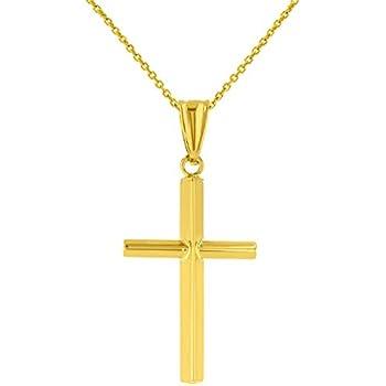 DiamondJewelryNY Eye Hook Bangle Bracelet with a St Jeanne Chezard de Matel Charm.