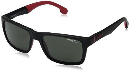 SunglassesMatte Mm Carrera Ca8024s Men's Rectangular Blackgreen Polarized55 qSzMVUjLpG