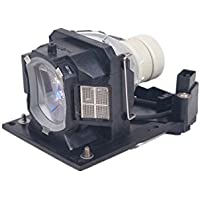 LAMTOP DT01181 Projector Replacement Lamp with Housing for Hitachi BZ-1 BZ-1M CP-A220N CP-A250NL CP-A3 CP-A300N CP-AW250N CP-AW250NM ED-A220NM