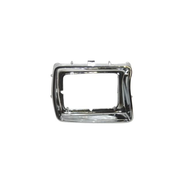OE Replacement Ford Passenger Side Headlight Door (Partslink Number FO2513115)