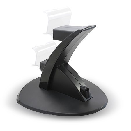 Pythons Dual Charger Controller Stand Charging for PlayStation 4-PS4
