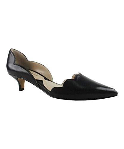 Toe Black Classic serebe sn Pointed Adrienne Pumps Vittadini Womens PRIw1I