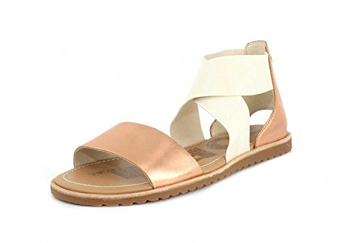 Sorel Women's Ella Open Toe Sandals Natural SxsWL