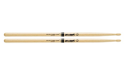 Pro-Mark Japanese Shira Kashi White Oak 5B Wood Single ()